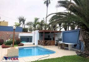 Carey, Chorrillos, Chorrillos, 4 Habitaciones Habitaciones,3 BañoBaño,Casa,Alquiler,Carey ,C-1027
